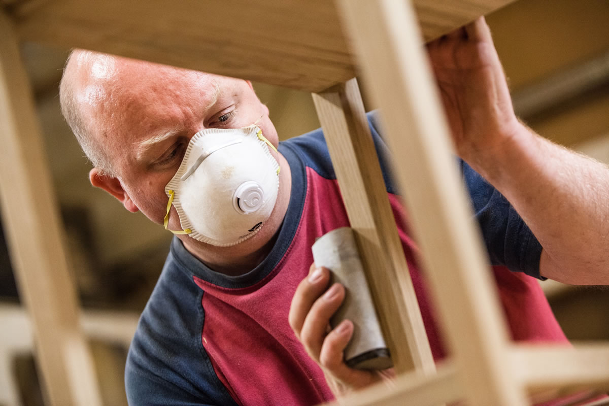 A Talk to The Southern Woodworker Fellowship - Odiham