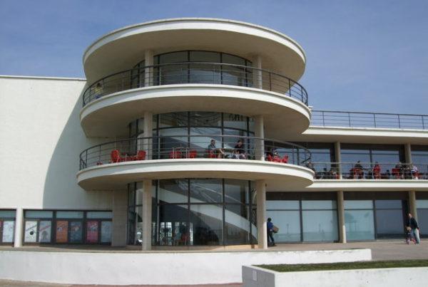The iconic - De la Waar Pavilion with The Sussex Guild