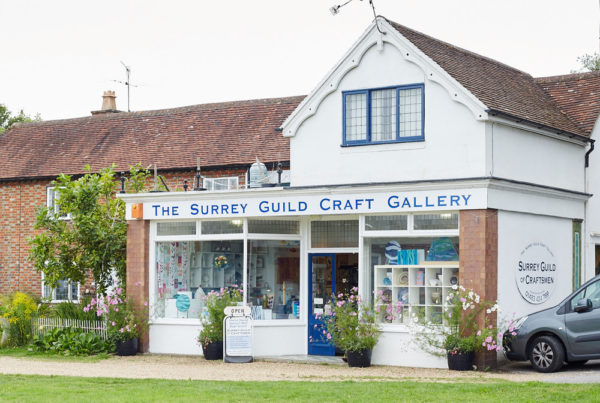 Missed my shows in 2019! Visit the Guild Shops - Surrey & Sussex?