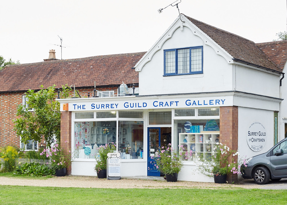 Have you been to The Surrey Guild Shop?