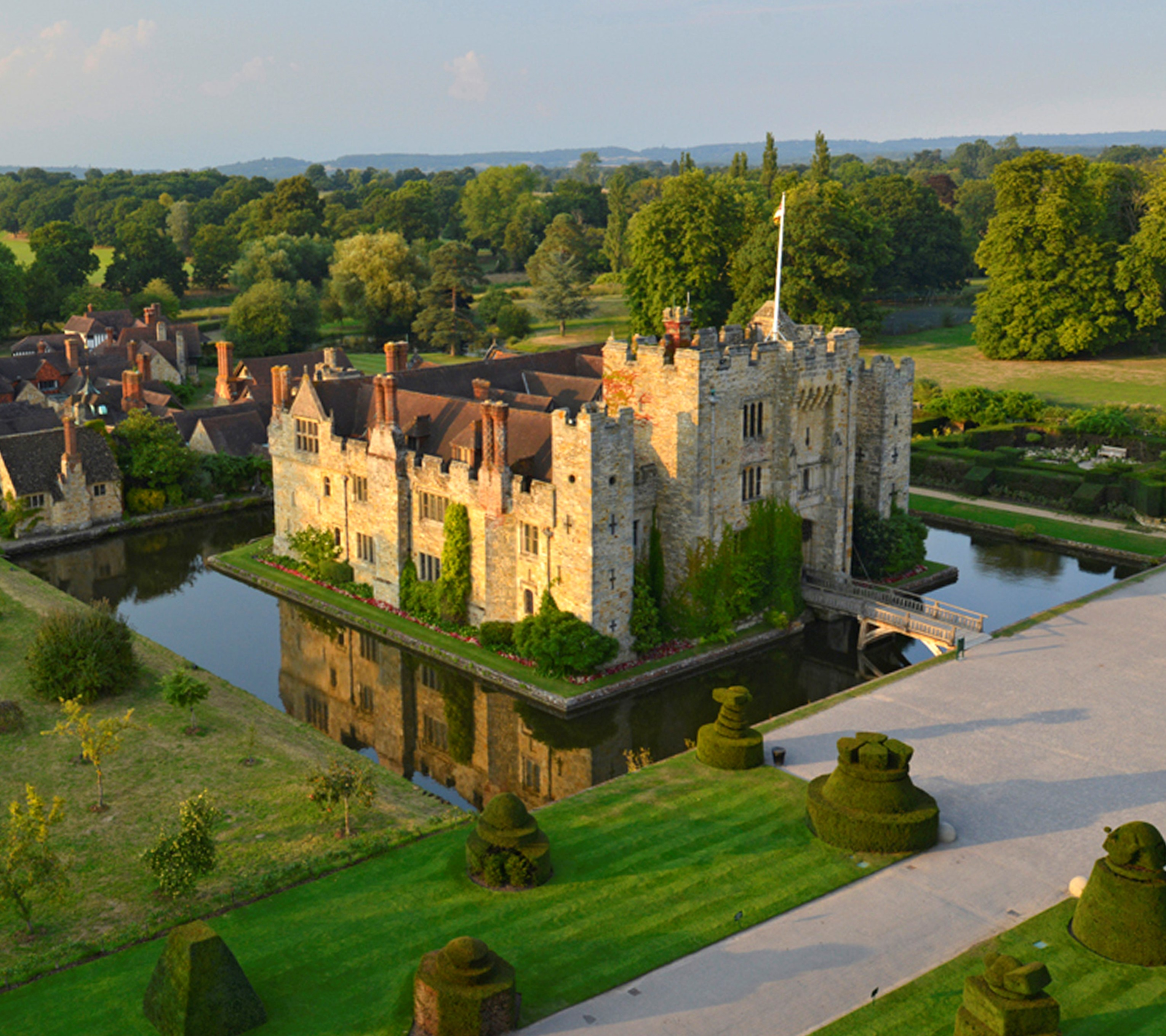Hever Castle 2020 - with Craft in Focus